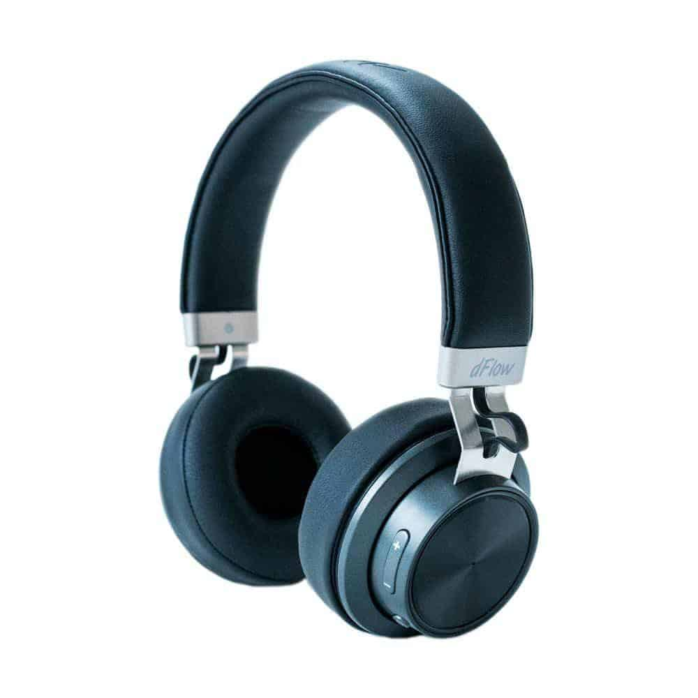 auriculares inalámbricos bluetooth dflow one negro